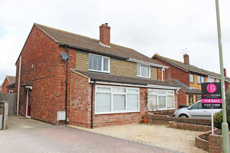3 Bedrooms Semi Detached House for sale in Brasenose Road, Didcot