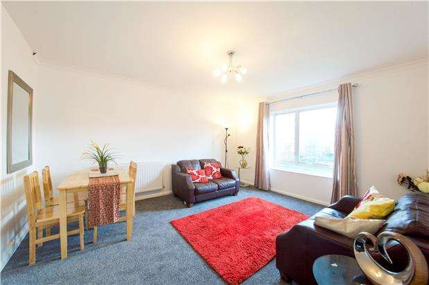2 Bedrooms Flat for sale in Kenwood Court, KINGSBURY, NW9 9AB