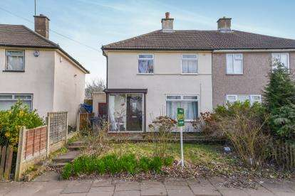 2 Bedrooms Semi Detached House for sale in Cropredy Road, Northfield, Birmingham, West Midlands