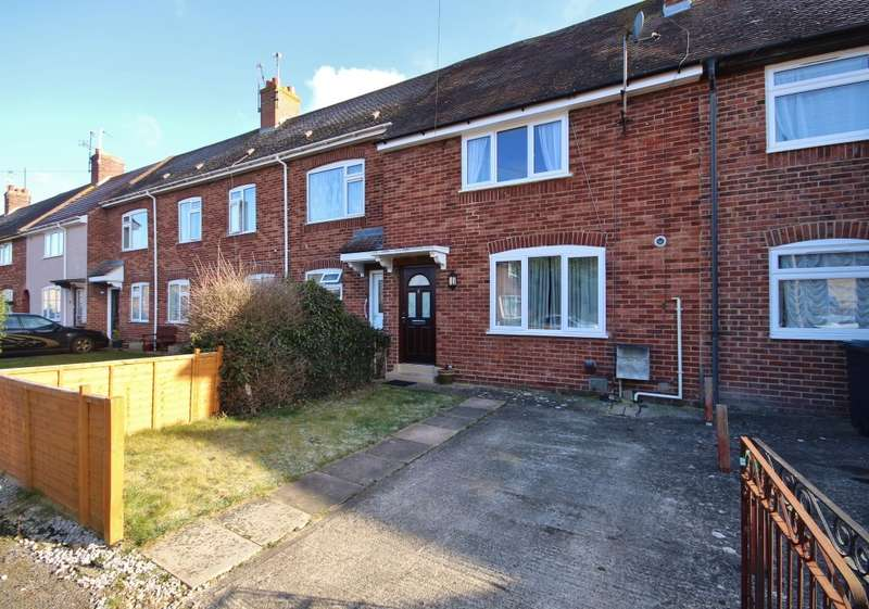 2 Bedrooms Terraced House for sale in John Morris Road, Abingdon, OX14