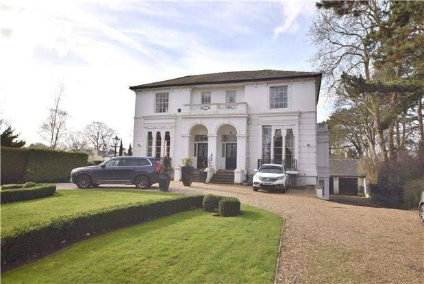 2 Bedrooms Flat for sale in Evesham Road, CHELTENHAM, Gloucestershire, GL52 2AN