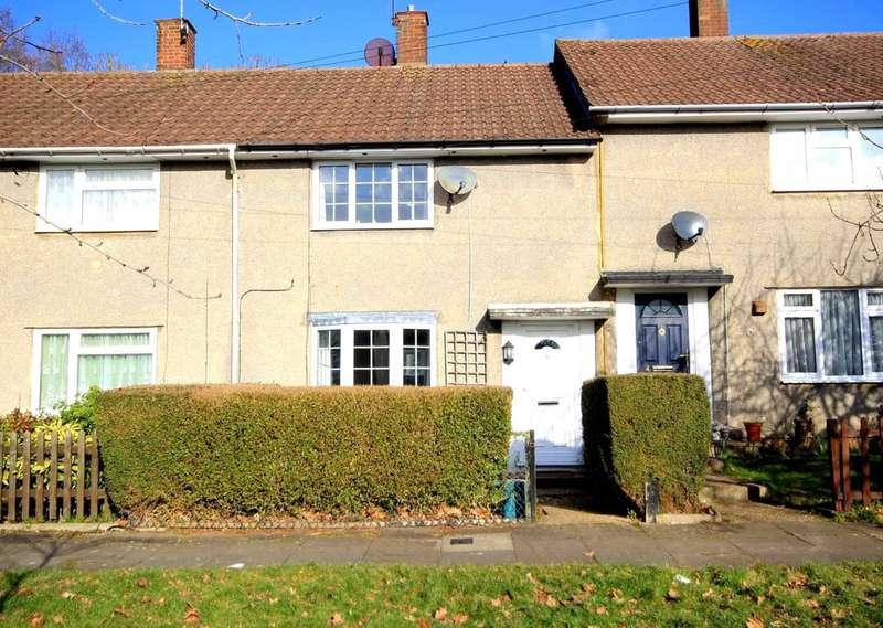 2 Bedrooms House for sale in DOUBLE BEDROOMS IN HP1 CUL DE SAC OVERLOOKING GREEN