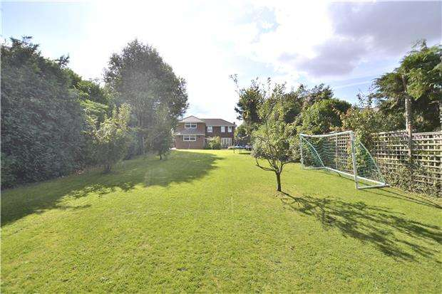 5 Bedrooms Detached House for sale in Ashton Close, Abbeydale/Upton St. Leonards