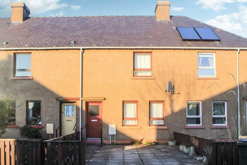 2 Bedrooms Terraced House for sale in Cameron Square, Inverness, IV3 8PY