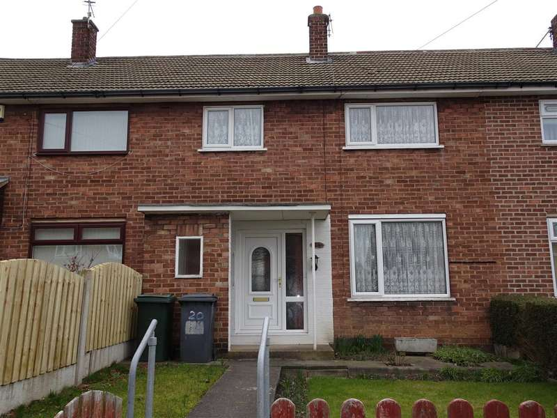 3 Bedrooms Terraced House for sale in 20 Estate Road, Rawmarsh, Rotherham, S62 7JD