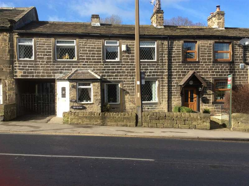 3 Bedrooms Cottage House for sale in Web Cottage, Steeton