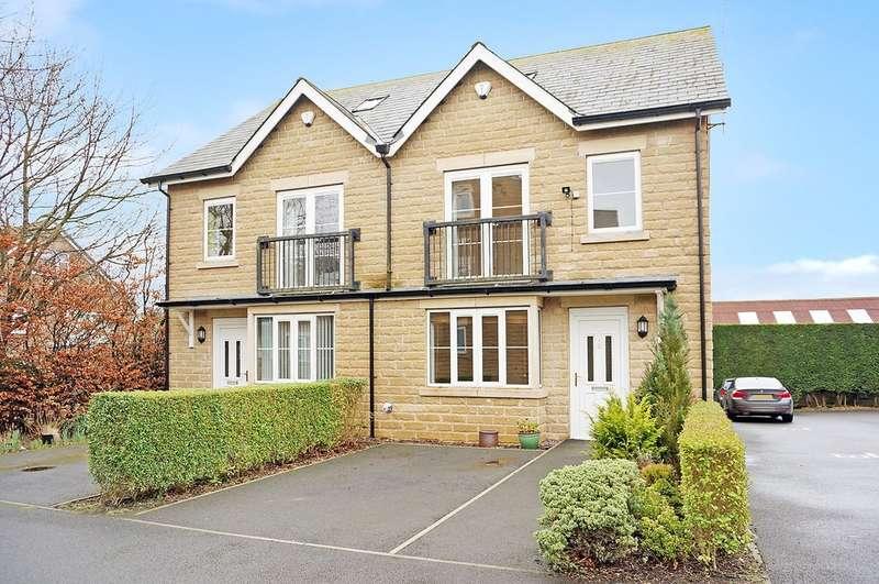 4 Bedrooms Semi Detached House for rent in High Moor Grange, Moor Road, LS16