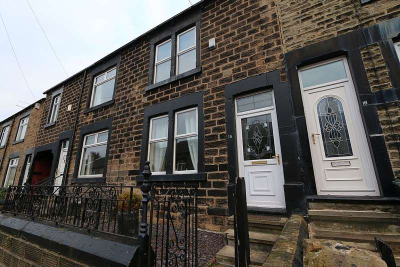 2 Bedrooms Terraced House for sale in Hawthorne Street, BARNSLEY, Yorkshire, S70