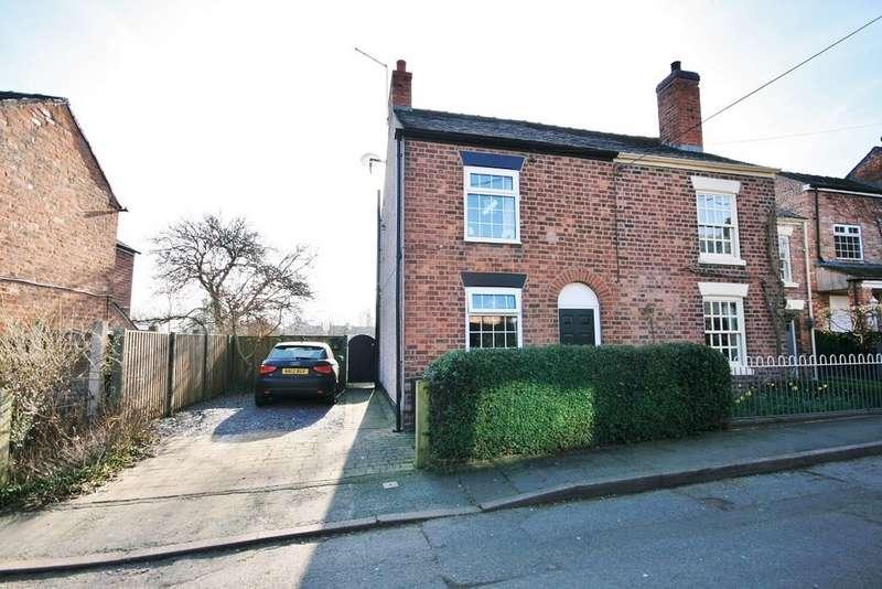 2 Bedrooms Property for rent in Osbourne Grove, Shavington CW2