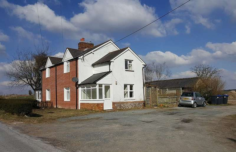 Property for rent in Winterbourne Gunner - Down Barn Cottage