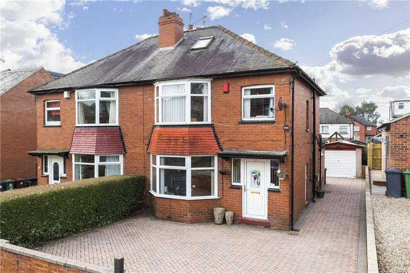 3 Bedrooms Semi Detached House for sale in Wensley Road, Leeds, West Yorkshire