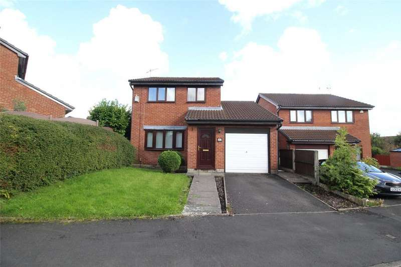 3 Bedrooms Detached House for rent in Harrison Hey, Liverpool, Merseyside, L36