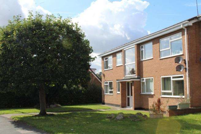 2 Bedrooms Apartment Flat for sale in Apartment Three, Moorfield Court, Newport, Shropshire, TF10 7QT