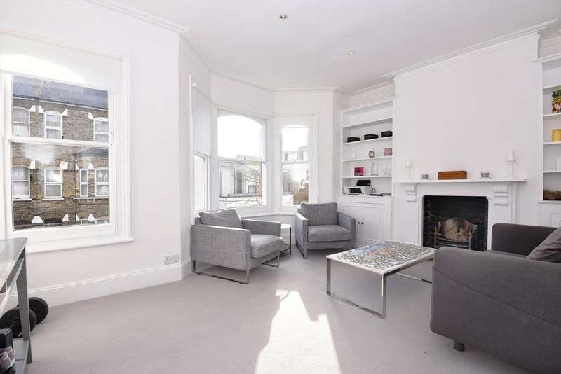 3 Bedrooms Flat for sale in Shorrolds Road, Fulham
