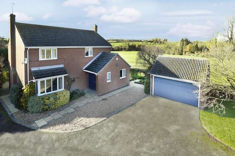 4 Bedrooms Detached House for sale in Beaker Close, Smeeton Westerby