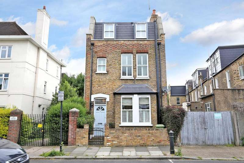 4 Bedrooms Detached House for sale in Westville Road, London W12