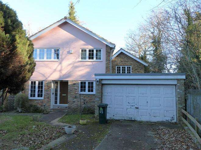 6 Bedrooms Detached House for sale in Hangar Ruding, Watford WD19