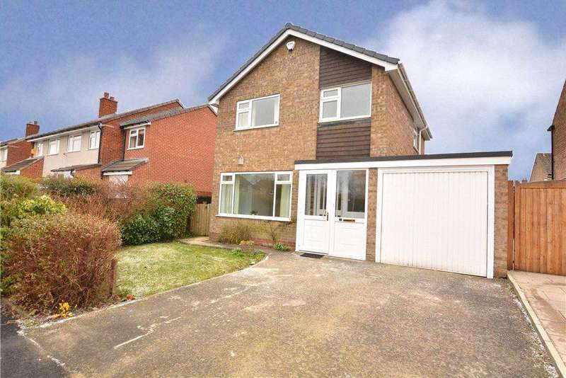 3 Bedrooms Detached House for sale in Birkdale Drive, Leeds, West Yorkshire