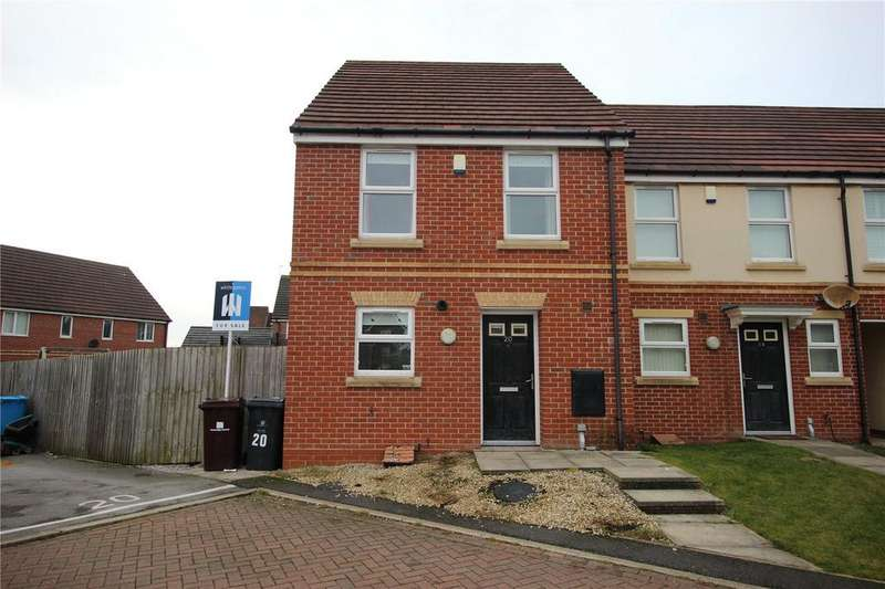 3 Bedrooms End Of Terrace House for sale in Woodland Road, Liverpool, Merseyside, L36