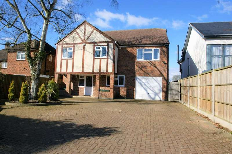 5 Bedrooms Detached House for sale in Longrood Road, Rugby