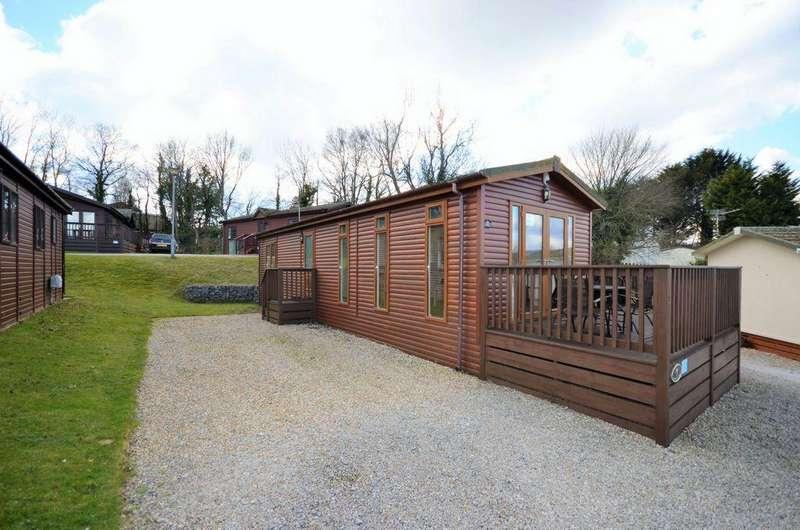 2 Bedrooms Mobile Home for sale in Hazelwood Holiday Park, Dawlish Warren, EX7