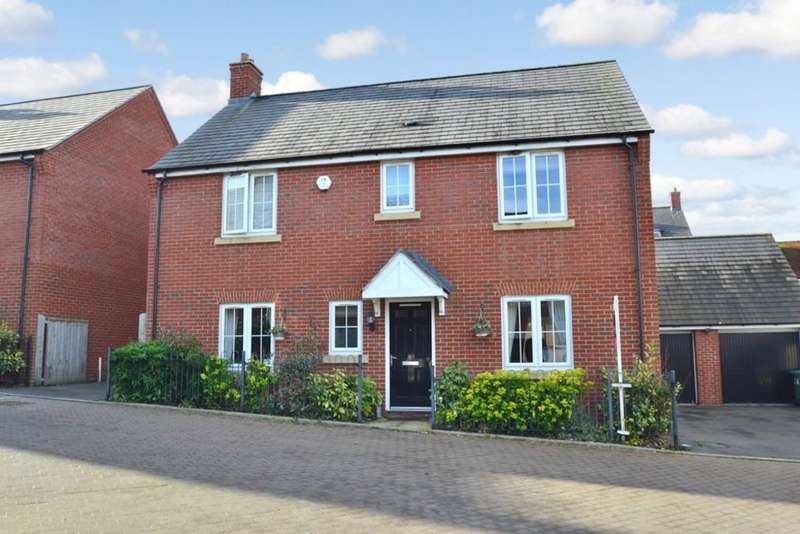 4 Bedrooms Detached House for sale in Horsemead Piece, Winslow