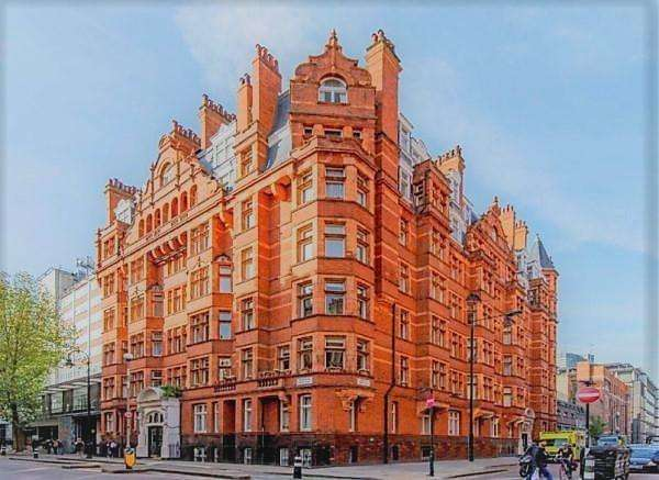 4 Bedrooms Flat for sale in Gordon Mansions, Bloomsbury