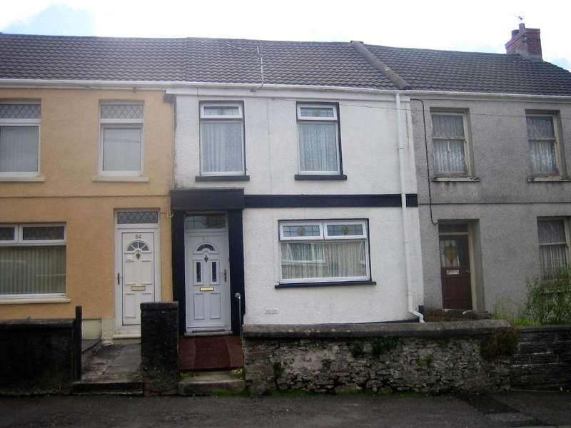2 Bedrooms Terraced House for sale in Tynybonau Rd, Pontarddulais