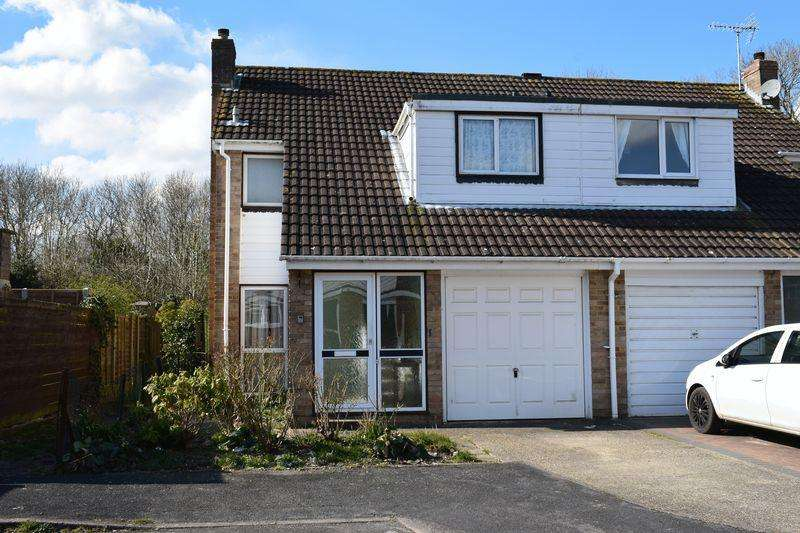 3 Bedrooms Semi Detached House for sale in Stagbrake Close, Southampton