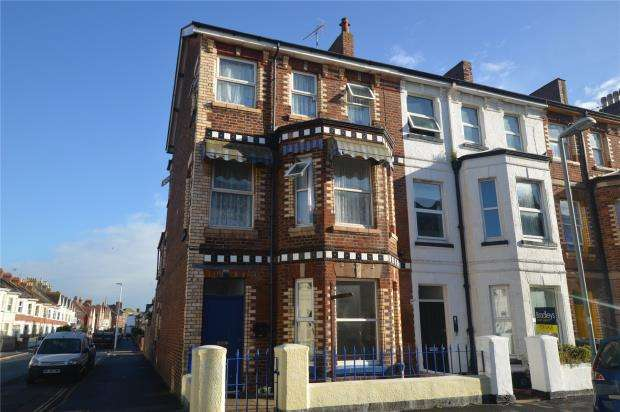 8 Bedrooms End Of Terrace House for sale in Morton Road, Exmouth, Devon