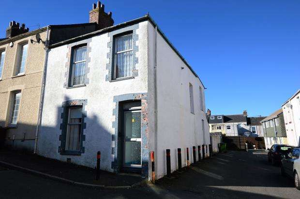 3 Bedrooms End Of Terrace House for sale in Brookingfield Close, Plymouth, Devon