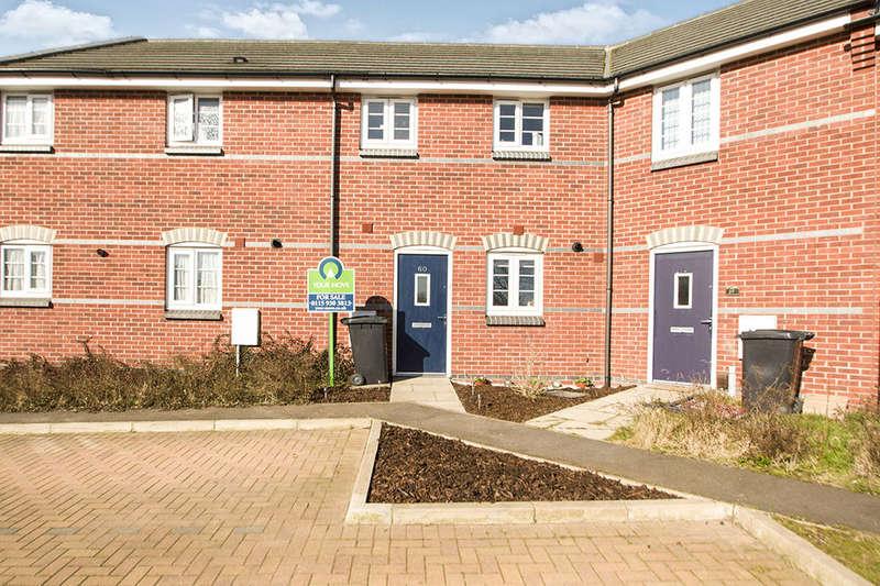 1 Bedroom Property for sale in Far Dales Road, Ilkeston, DE7