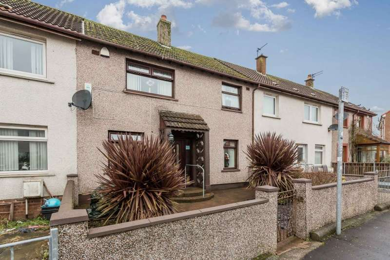3 Bedrooms Terraced House for sale in St. Andrews Road, Ardrossan, North Ayrshire, KA22 7EN