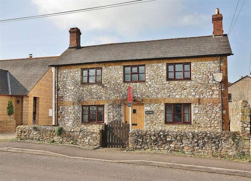 3 Bedrooms Detached House for sale in Goose Lane, Horton, Ilminster, Somerset, TA19