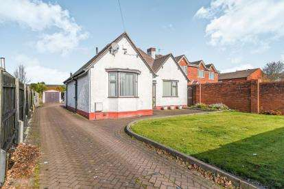 3 Bedrooms Bungalow for sale in Lichfield Road, Willenhall, West Midlands