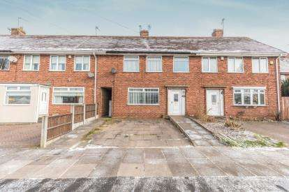 3 Bedrooms Terraced House for sale in Kings Road, Great Barr, Birmingham, West Midlands