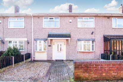 3 Bedrooms Semi Detached House for sale in Eden Vale, Bootle, Liverpool, Merseyside, L30