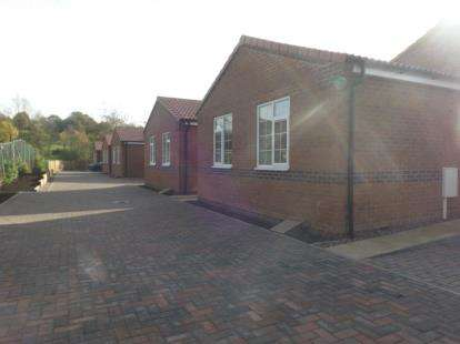 3 Bedrooms Bungalow for sale in Columbia Street, Huthwaite, Sutton-in-Ashfield