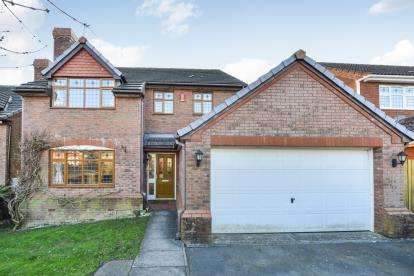 4 Bedrooms Detached House for sale in Yeovil, Somerset, Uk