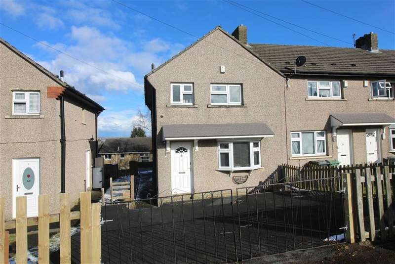3 Bedrooms End Of Terrace House for sale in Thackeray Grove, Lockwood, Huddersfield