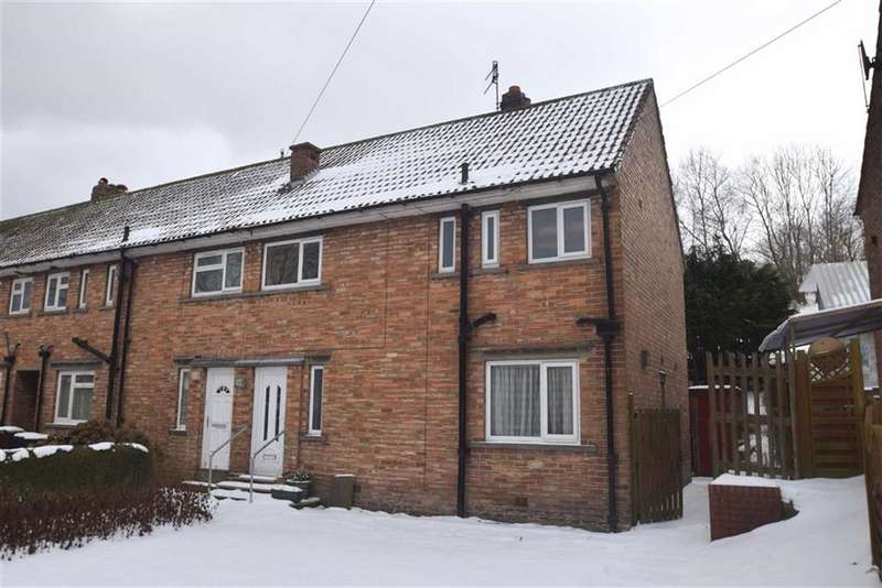 3 Bedrooms Semi Detached House for sale in Barrowcliff Road, Scarborough, North Yorkshire, YO12
