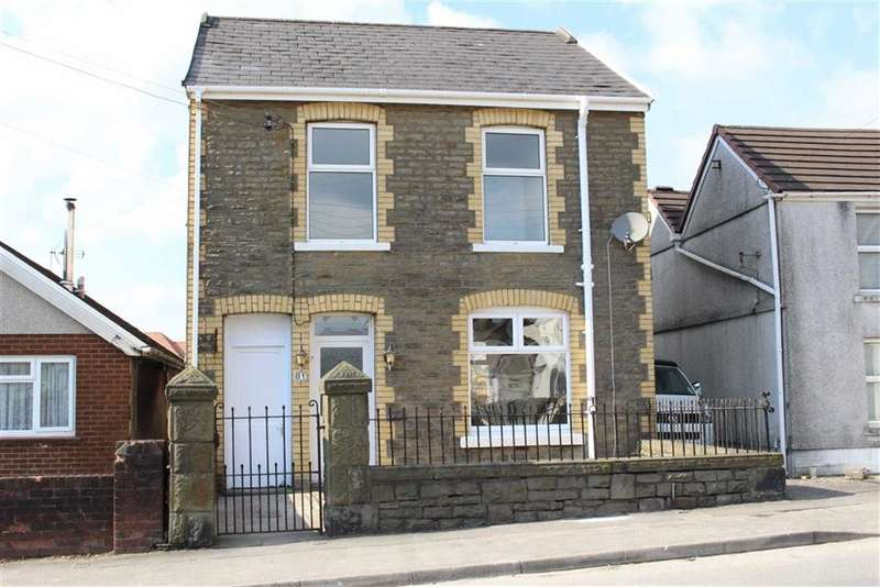 3 Bedrooms Detached House for sale in Frampton Road, Gorseinon