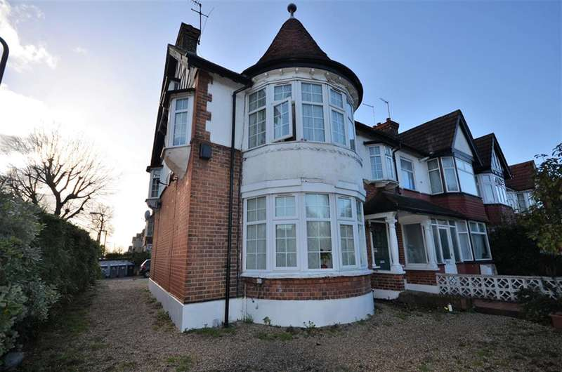 6 Bedrooms Semi Detached House for sale in Harrow Road, Wembley, Middlesex, HA9 6BH