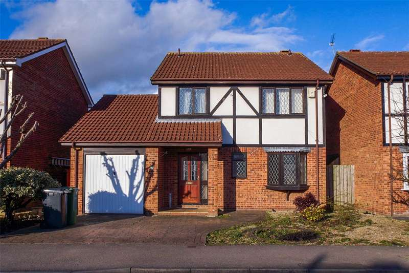4 Bedrooms Detached House for rent in Stratford Way, Huntington, York, YO32
