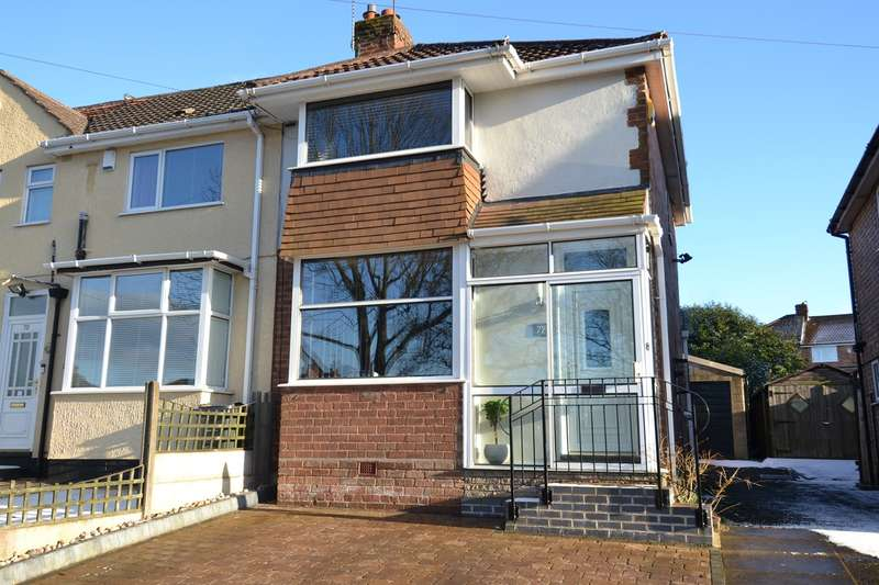 2 Bedrooms End Of Terrace House for sale in Groveley Lane, Longbridge, Birmingham, B31