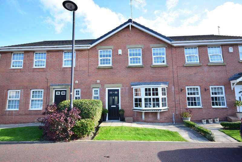 4 Bedrooms Terraced House for sale in Albermarle Road, Lytham , FY8
