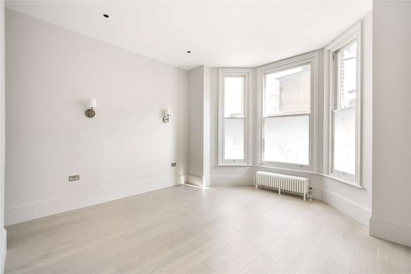 3 Bedrooms Flat for sale in Alderbrook Road, London, SW12