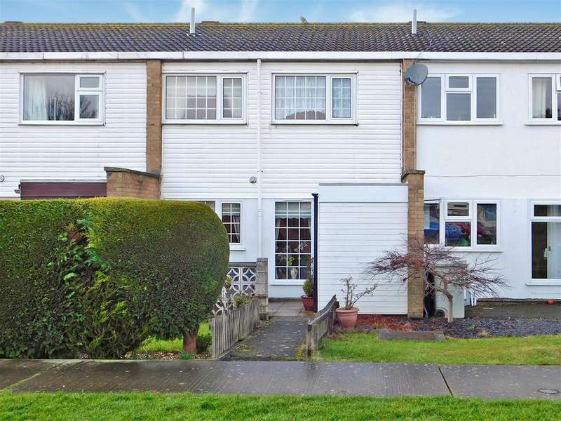 2 Bedrooms Terraced House for sale in Gloucester Close, Skegness, PE25 3PS