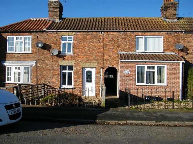 2 Bedrooms Cottage House for sale in Thames Street, Hogsthorpe, Skegness, PE24 5PR