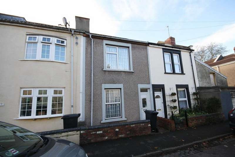 3 Bedrooms Terraced House for sale in Nottingham Street, Victoria Park, Bristol, BS3 4SS